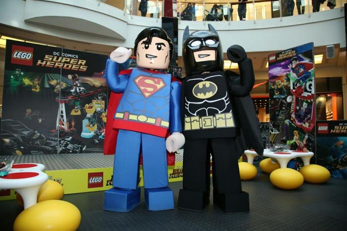 Lego Batman V Lego Superman