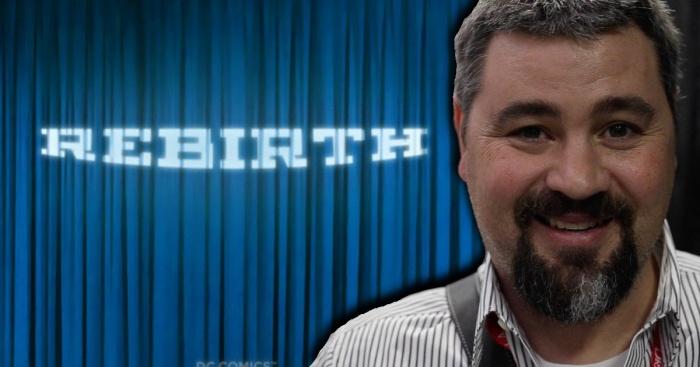 Jonathan Hickman DC rebirth