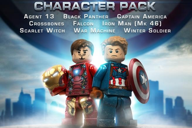 LEGO Civil War