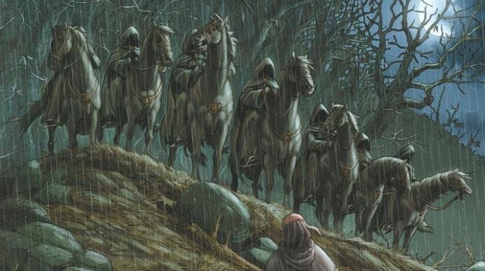 Los druidas Jinetes