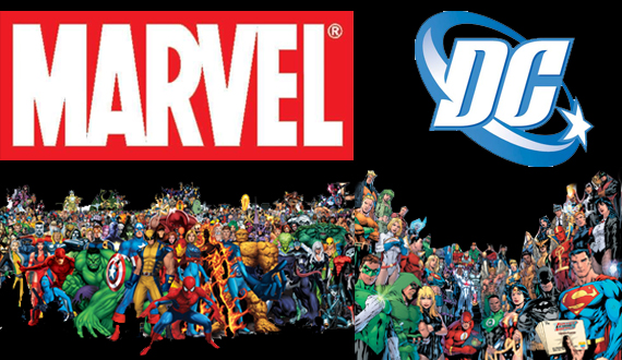 Marvel-y-DC