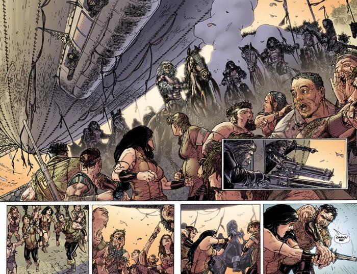 Planeta de los simios-comic-batalla