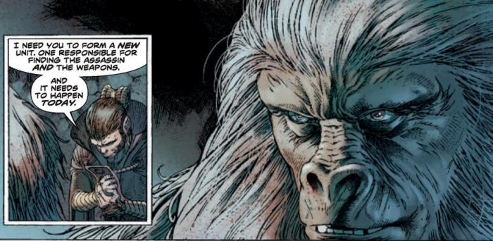 Planeta de los simios-comic-nix