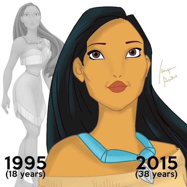 Pocahontas AD