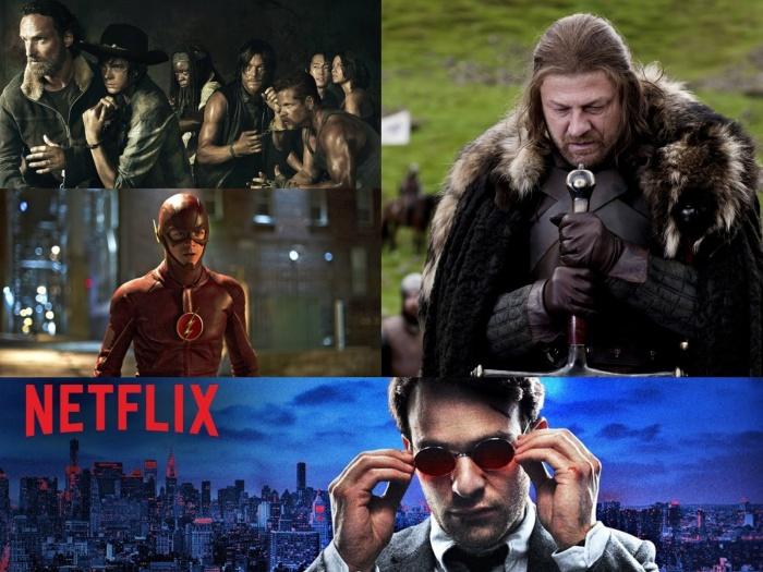 Popular TV Shows 2015