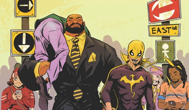 Power Man Iron Fist