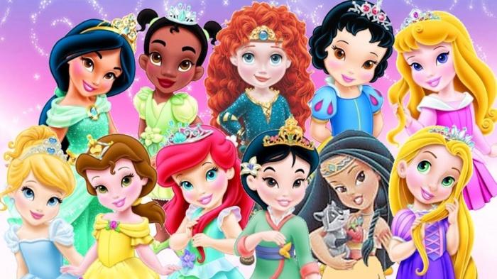 Princesas Disney new wave6