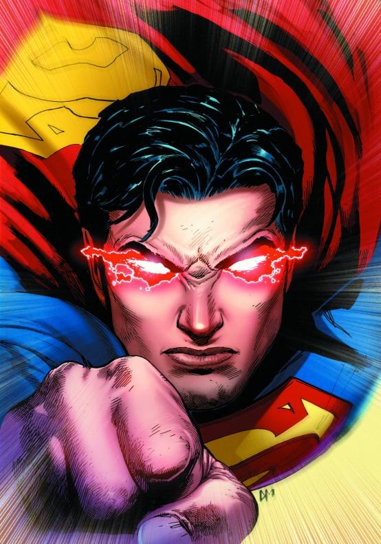 SUPERMAN REBIRTH 1