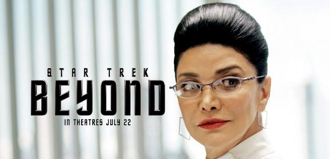 Shohreh Aghdashloo Star Trek