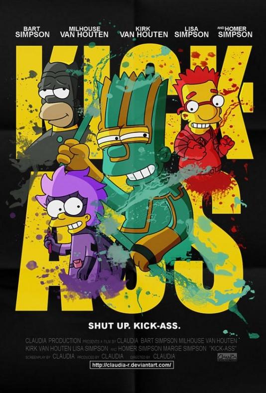 Simpson Disney32