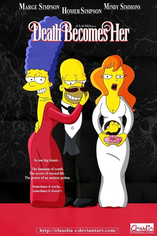 Simpson Disney45