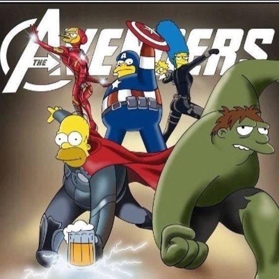 Simpson Disney6