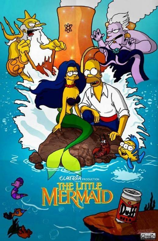 Simpson Disney8