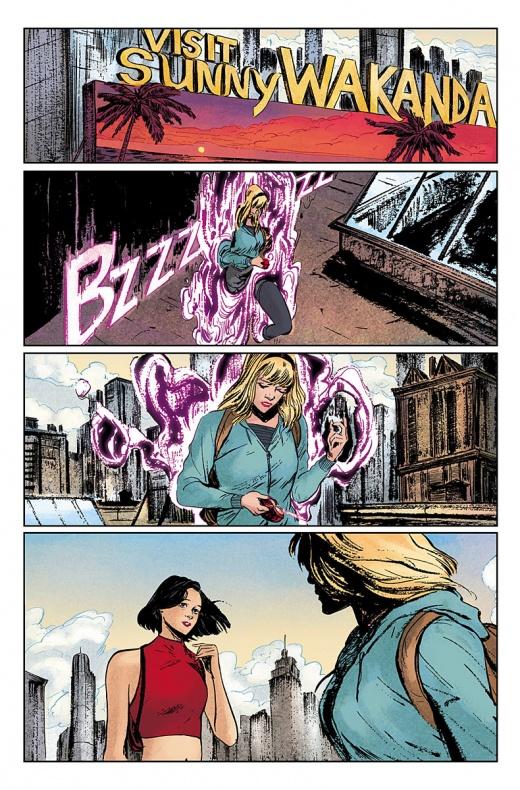 Spider-Women-Alpha Página interior (1)