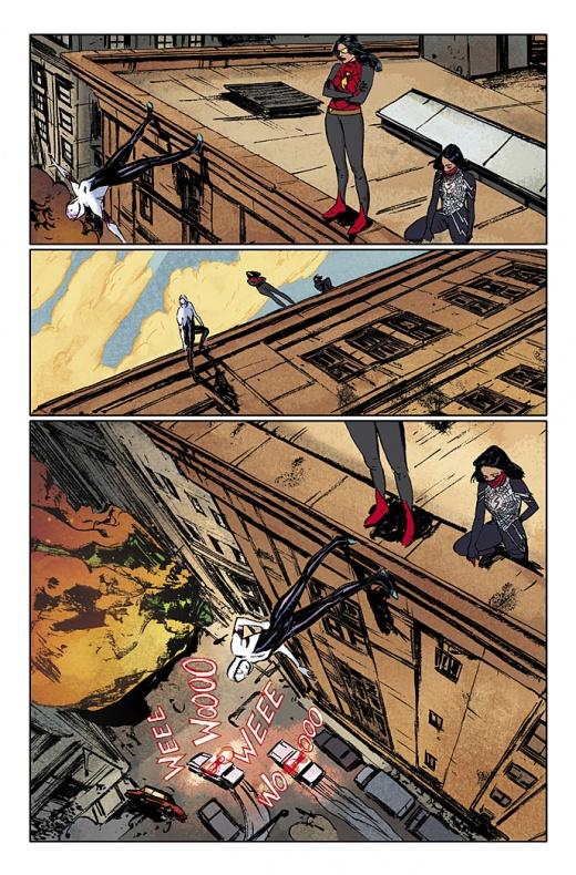 Spider-Women-Alpha Página interior (4)