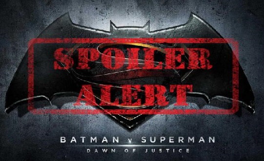 Spoiler Batman v Superman0