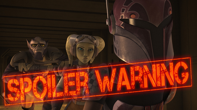 Spoiler Star Wars Rebels
