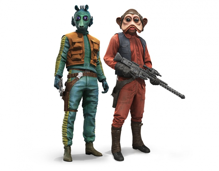 Star Wars Battlefront Outer Rim 2