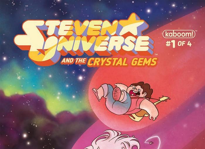 Steven Universe and the Crystal Gems Destacada