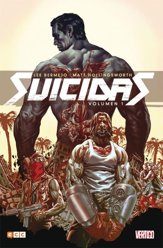 Suicidas volumen 1 ecc