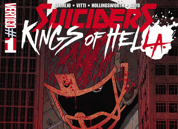 Suiciders Kings of HelL.A. Destacada