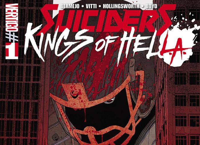 Suiciders Kings of HelL.A. Destacada