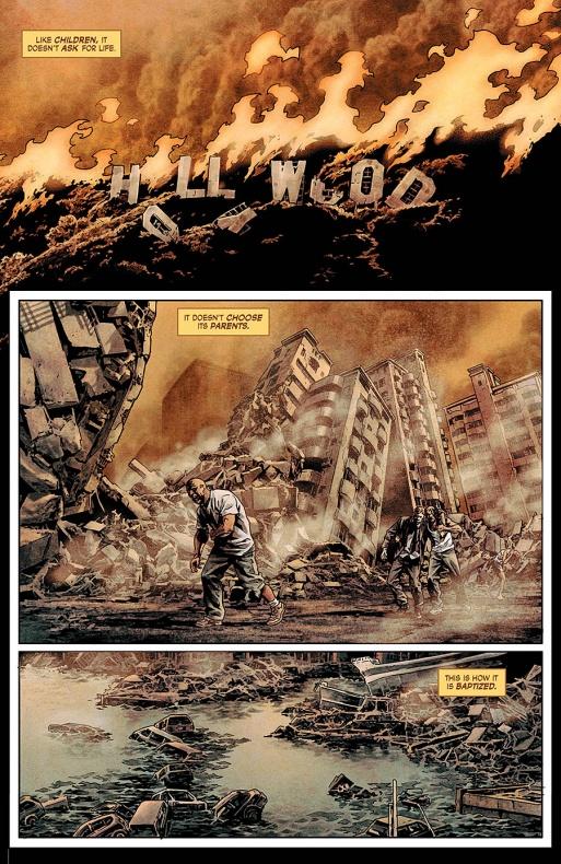Suiciders Kings of HelL.A. Página interior (2)
