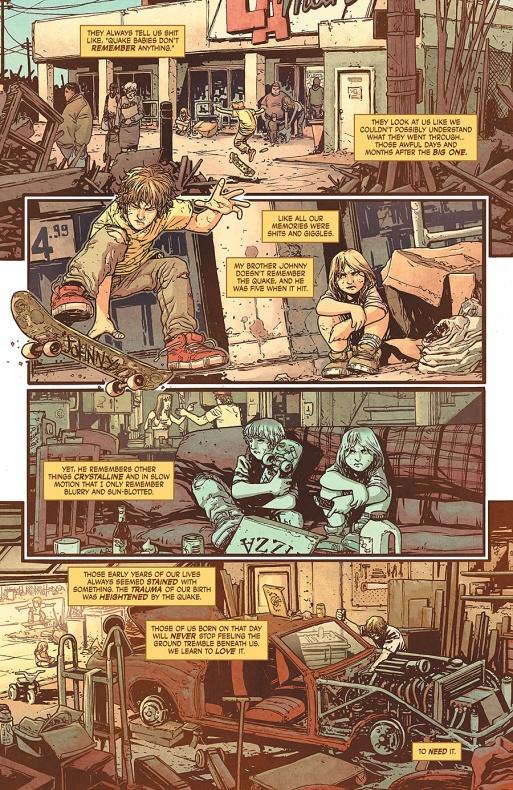 Suiciders Kings of HelL.A. Página interior (5)