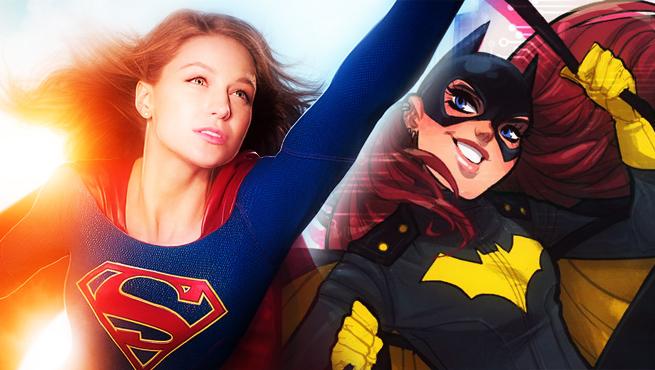 Supergil Batgirl