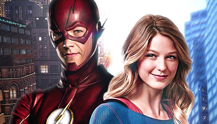 Supergirl - The Flash destacada