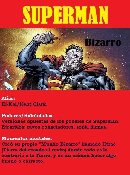Superman 2 Bizarro