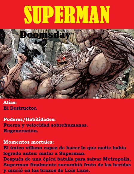 Superman 3 Doomsday
