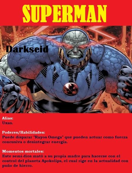 Superman 6 Darkseid