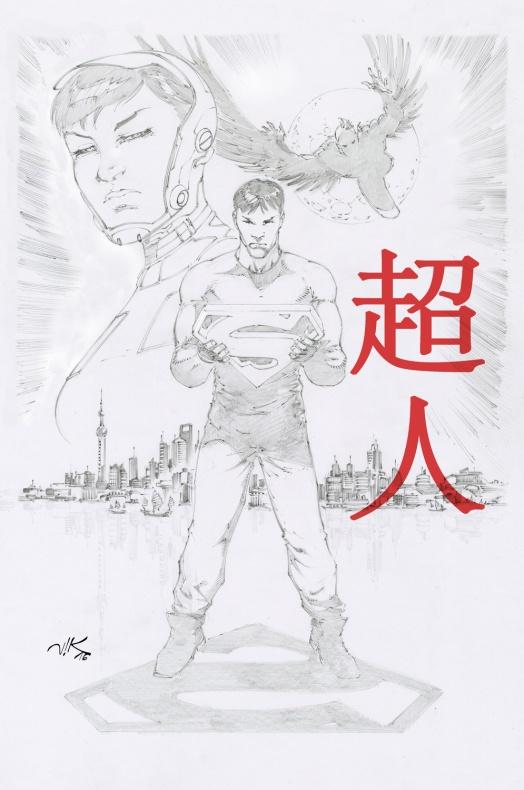 THE SUPER MAN 1