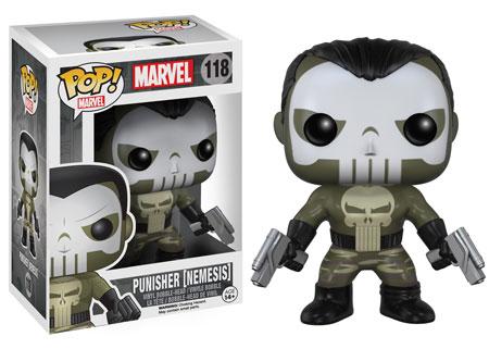 The Punisher Nemesis