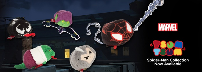 Tsum Tsum Spiderman