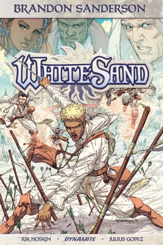 White Sand Cover