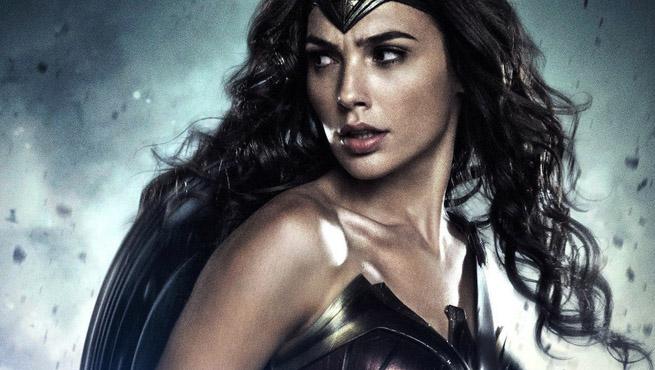Wonder Woman - BvS