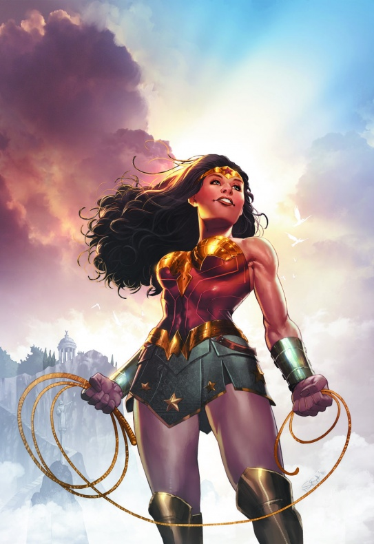 Wonder Woman Scott