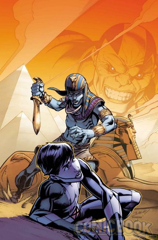 X-Men Junio 2016 previa 02