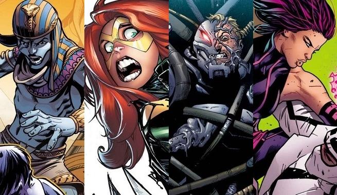 X-Men Junio 2016 previa