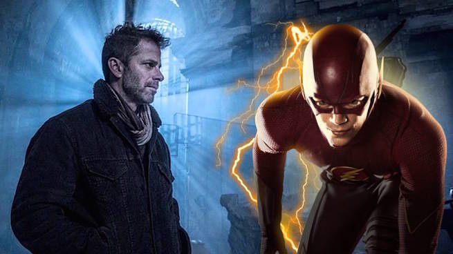 Zack Snyder The Flash