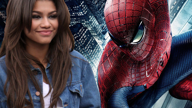 Zendaya Jones - Spiderman