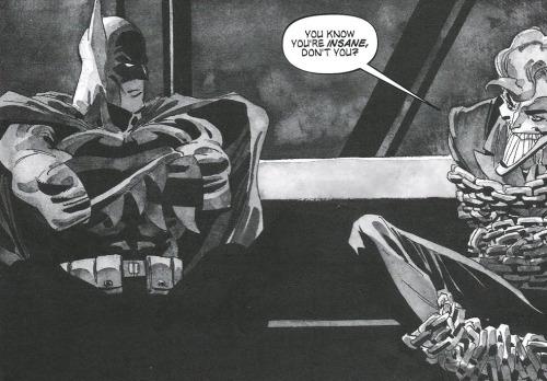 batman bw1