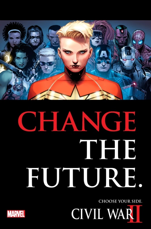change the future civil war capitana marvel