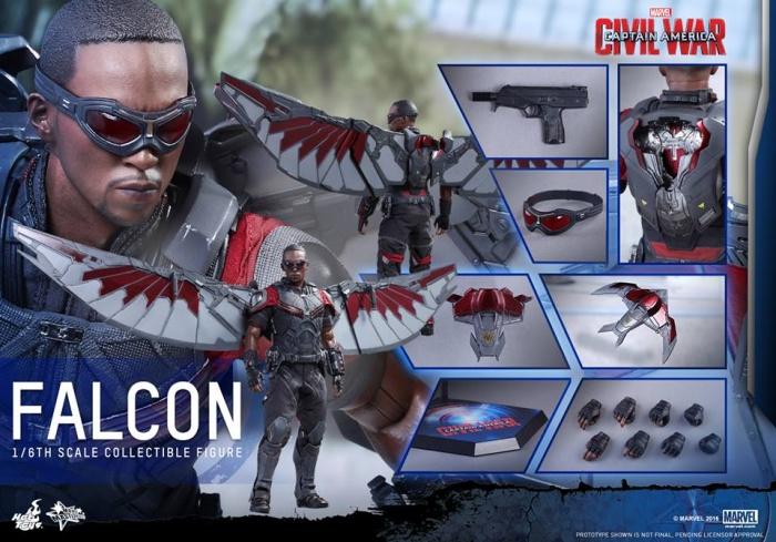 falcon hot toys 1
