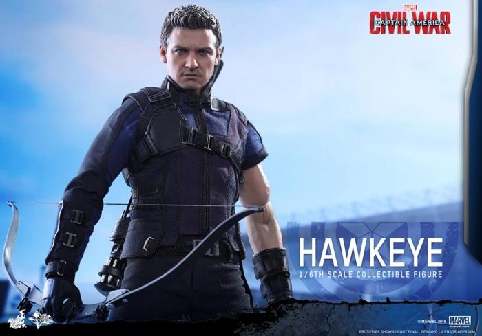Hot Toys Hawkeye 16