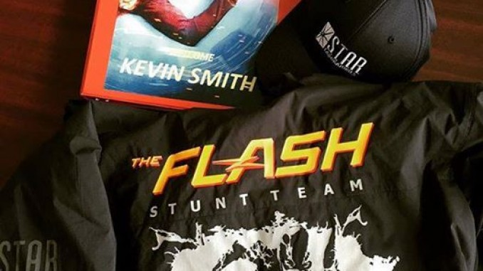 kevin smith the flash