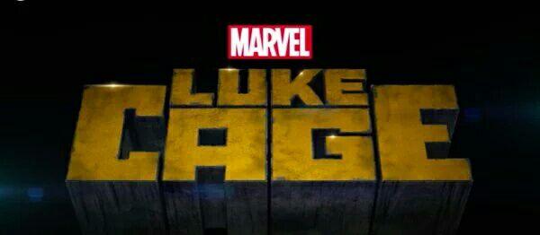 Luke Cage - logo oficial