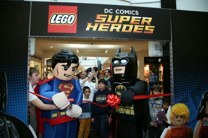 La Lego inauguración